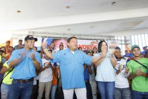 Andrés Velásquez: No se puede hablar de cambio sin la participación de los jóvenes