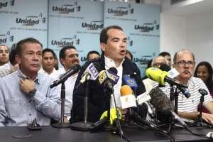 Tomás Guanipa: La tarjeta de la Unidad es la que tiene la cara y el nombre del candidato que ganó las primarias