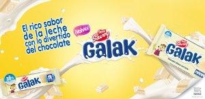 Regresa el chocolate blanco Galak