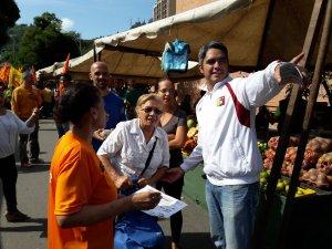 Somaza: Siete centros de votación de Miranda fueron reubicados por el CNE, uno de ellos en Baruta