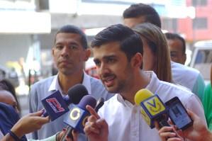Candidato Robert García exigió al Ministro Reverol el cese de la intervención a Polichacao