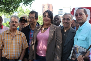 Maribel Castillo, candidata a la alcaldía Libertador:  Junto al pueblo rescataremos a Caracas