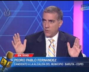 Pedro Pablo Fernández: El default trae hambre y miseria en Venezuela