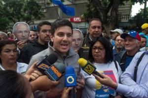 Jesús Armas: Luis Lira está usurpando el cargo de alcalde de Caracas
