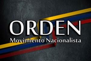 Movimiento Nacionalista ORDEN condena encuentro para la creación del partido FARC en Venezuela (COMUNICADO)