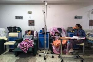 Hospitales venezolanos a la buena de Dios por escasez de medicinas y éxodo de médicos