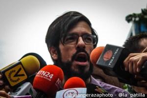 Miguel Pizarro: La llegada de la ayuda humanitaria a Venezuela no es sinónimo de apoyo al régimen