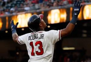 El criollo Ronald Acuña Jr. conquistó un récord inusual en la MLB