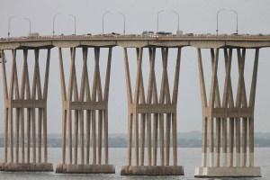 Murió arrollada niña de tres años en el puente sobre el Lago de Maracaibo