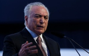 Detienen al expresidente brasileño Michel Temer