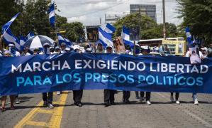 Cidh exigió la liberación inmediata de opositores en Nicaragua