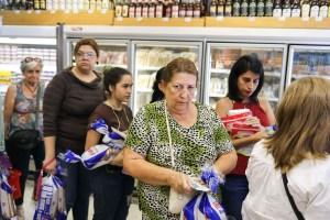 En Táchira, cada día más inaccesible la canasta alimentaria (IMAGEN)