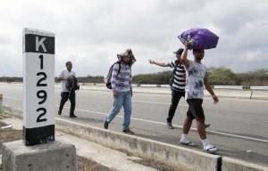 Expulsarán a al menos 100 venezolanos por ingresar irregularmente a Perú