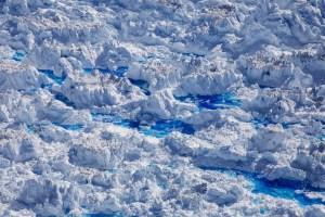EN FOTOS: El colapso de un glaciar en Groenlandia
