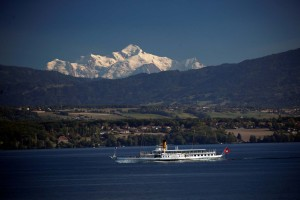 Los glaciares suizos se derriten a un ritmo preocupante, según estudio