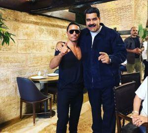 Salt Bae eliminó todas las publicaciones de la visita de Maduro a su restaurante