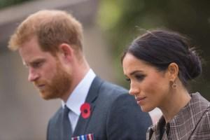 ¡Ya no es secreto! Meghan y Harry tienen problemas como miembros de la familia real británica