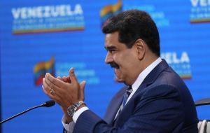 Maduro le hizo publicidad a la tienda donde solo podrás comprar 11 cosas (Video)