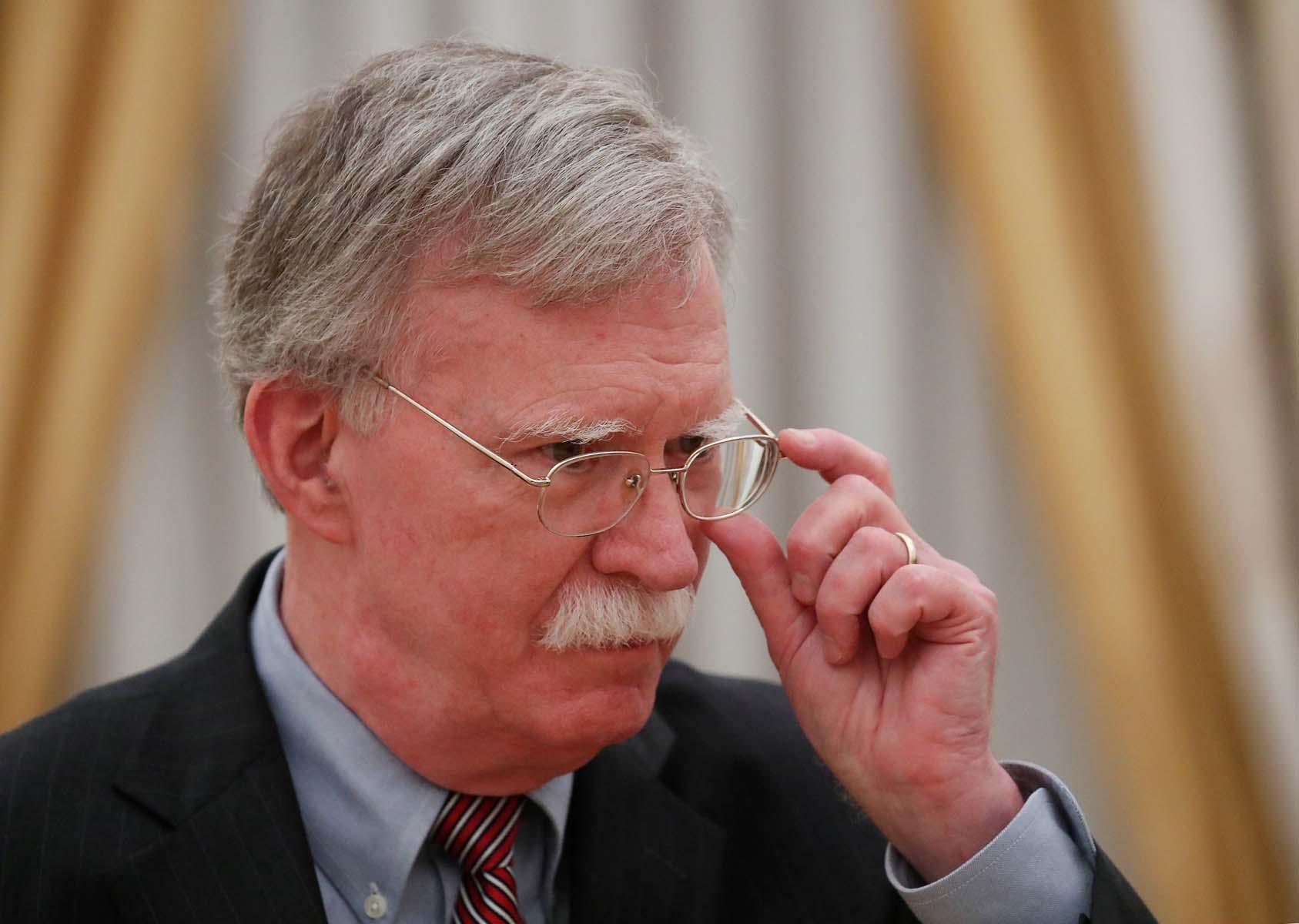John Bolton: El momento para que el ejército venezolano haga lo correcto es ahora