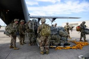 El ejército de EEUU prepara su mayor ejercicio militar en Europa en 25 años