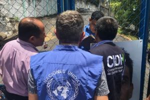 La Cidh ve con profunda preocupación la dramática situación en la que viven los venezolanos