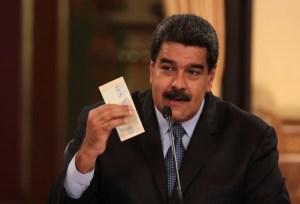 Al descubierto: La destrucción del bolívar desde la llegada de Maduro