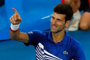 Djokovic sigue al mando del ránking ATP