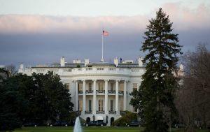 Detienen a un hombre que intentaba entrar a la Casa Blanca