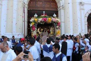 Confirman el recorrido de la Divina Pastora el Domingo de Resurrección