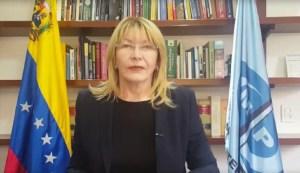 Luisa Ortega denuncia que pareja de Rodríguez Torres ha sido salvajemente golpeada y torturada en la Dgcim