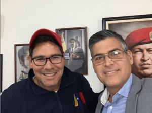 """Messuti vs Winston: La HORROROSA competencia de """"jaladera"""" a Maduro por el Día del Padre (FOTOS)"""