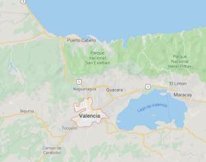 Reportan sismo de magnitud 3.6 en Valencia