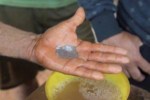 El terrible daño ecológico debido a la minería ilegal, también socava la amazonia colombiana