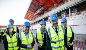 El Fútbol Club Barcelona estrenará estadio en honor a Johan Cruyff en Junio
