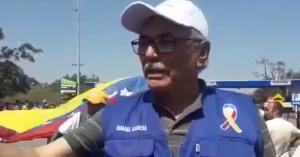 Ismael García desde Cúcuta: Así como los docentes pasaron este viernes, vamos a pasar el 23 de febrero