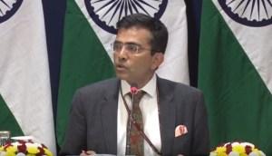 """Vocero del Ministerio de Asuntos Exteriores de la India: """"No tenemos ningún sistema de trueque con Venezuela"""""""
