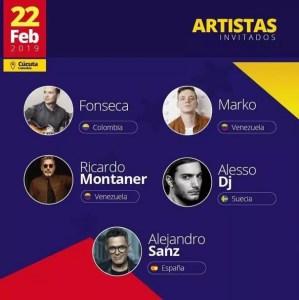 La ayuda humanitaria llegará a Venezuela con un evento musical
