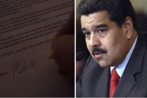 ¡ÉPICO! La respuesta de esta venezolana en España cuando le pidieron que firmara para apoyar a Maduro