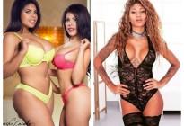 Estas actrices porno venezolanas se habrían contagiado de VIH (FOTO)