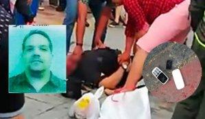 Asesinan a balazos a un venezolano en pleno centro de Cúcuta