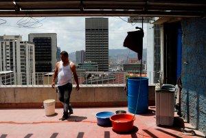 El drama de vivir sin agua en Venezuela (Fotos)