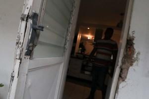 Las FOTOS que dan la vuelta al mundo: Los destrozos causados por el Sebin en la casa de Roberto Marrero