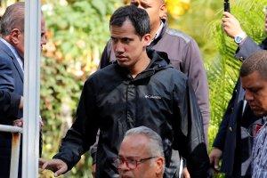 Juan Guaidó visitó residencia de Roberto Marrero tras ser secuestrado por el Sebin (FOTO + VIDEO)