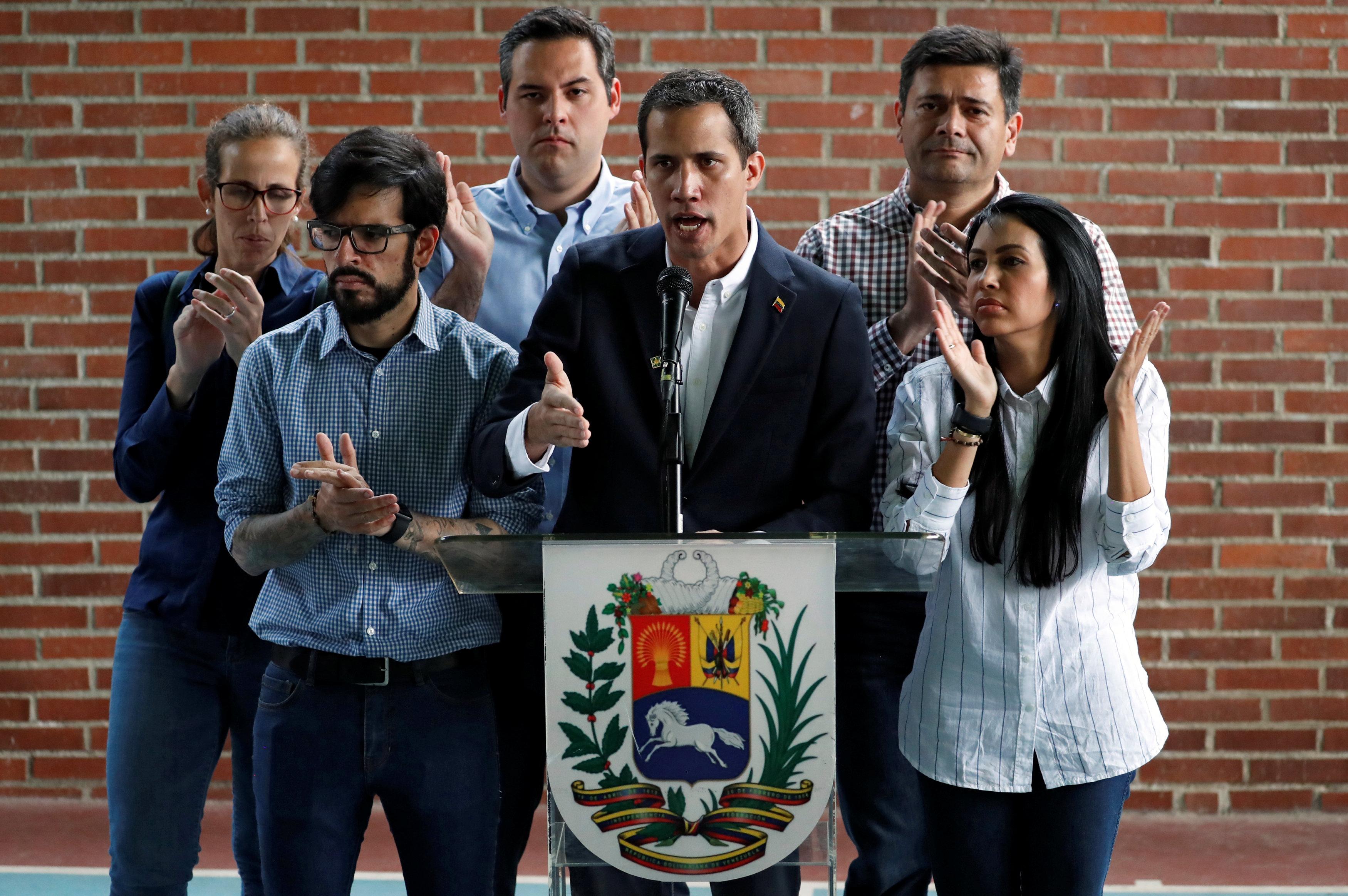 Guaidó: El régimen canta victoria por haber secuestrado a Roberto Marrero #21Mar