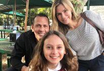 Exesposa de Alex Rodríguez rompió el silencio sobre la boda con Jennifer Lopez