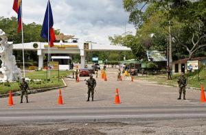 Otro caso de espionaje venezolano en Colombia: detuvieron a un oficial con fotos de una base de la Armada