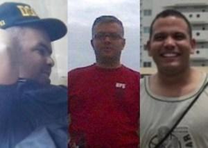 EN FOTOS: Estos serían los torturadores del Dgcim