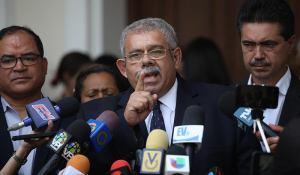 Elías Matta: Es urgente el cese de la usurpación e inicie un gobierno de transición