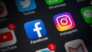 Caída mundial del servicio de Facebook e Instagram este #8Abr