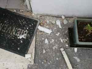 Así quedó la casa de Roberto Marrero #21Mar (Fotos y Videos)